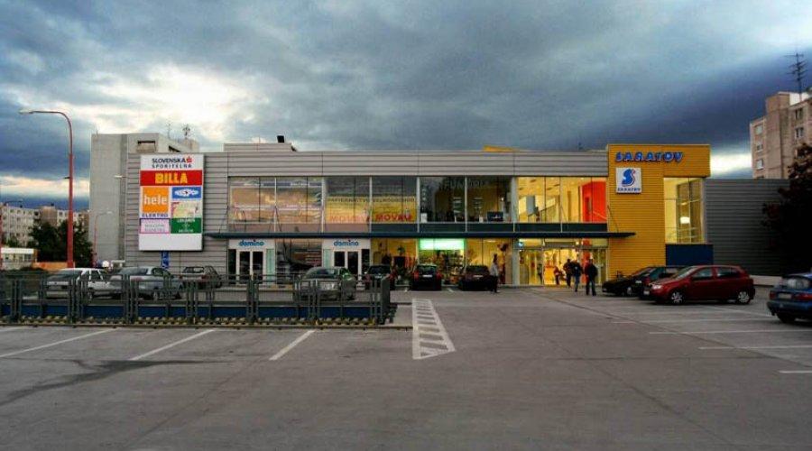 OC Saratov Bratislava
